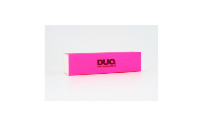 Buffer unghii roz neon DUO