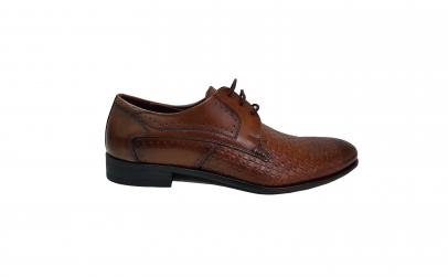 Pantofi barbati Gitanos, piele naturala