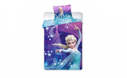 Lenjerie de pat Frozen   cu Elsa din