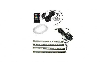 KIT FIR NEON LED RGB + BANDA LED RGB