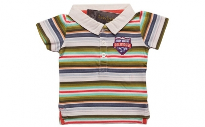 Tricou  Tricky Tracks, multicolor,