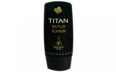 TITAN Big Plus Gel