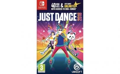 Joc Just Dance 2018 Pentru Nintendo