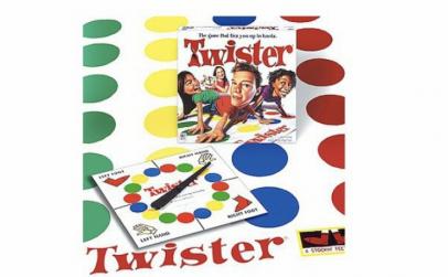 Set 2 jocuri Twister