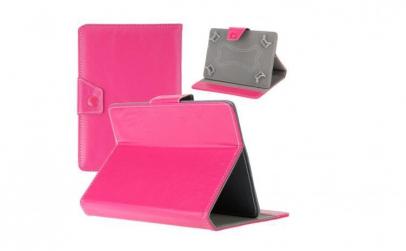 Husa tableta 8 Inch model X, roz