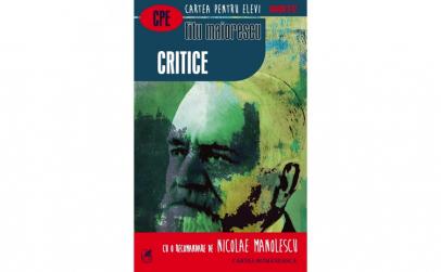 Critice (Cartea Romaneasca) - Titu