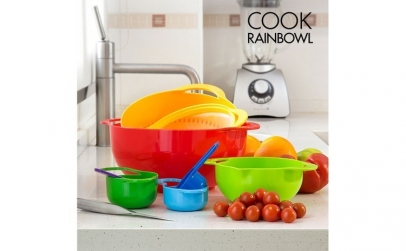 Ustensile de Bucatarie Cook Rainbowl