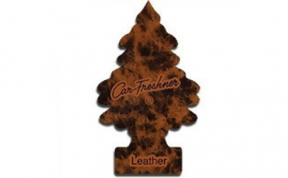 Odorizant auto Little Trees, Leather