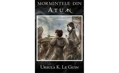 Mormintele din Atuan, autor Ursula K. Le Guin