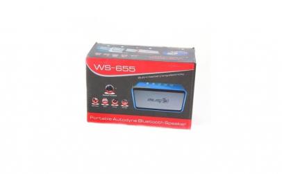 Boxa portabila Bluetooth / wireless,