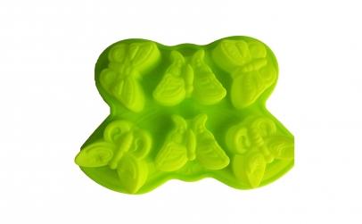 Forma din silicon pentru prajituri
