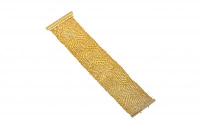 Bratara aur 14K, lata, fir impletit