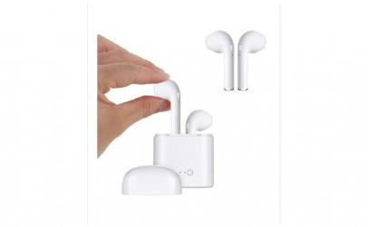 Casti Bluetooth I7