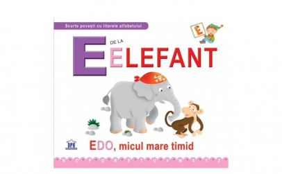 E De La Elefant - Greta Cencetti