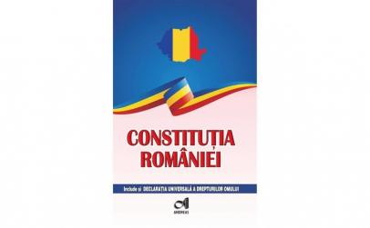 Constitutia Romaniei - include si