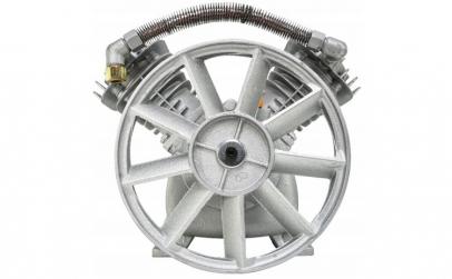 Pompa compresor de aer cu 2 pistoane