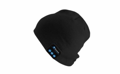 Caciula unisex cu casti Bluetooth