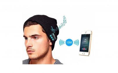Caciula cu MP3