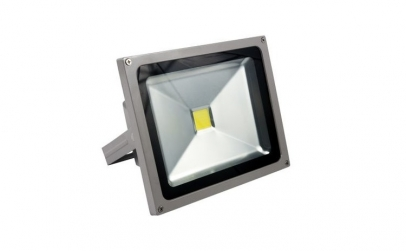 50W proiector led lumina rece