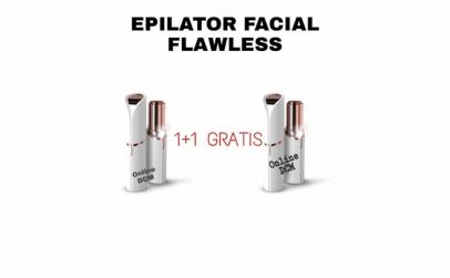 1+1 CADOU Epilator facial Flawless