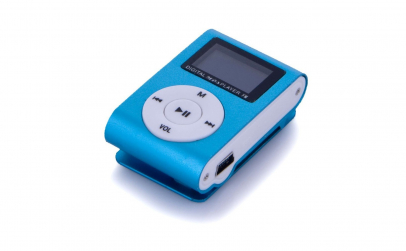 Mini MP3 Player cu display