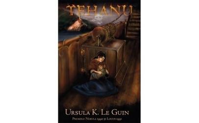 Tehanu, autor Ursula K. Le Guin