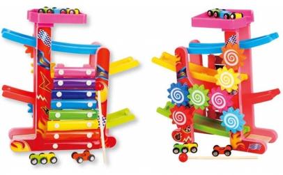 Jucarie Montessori rampa masini