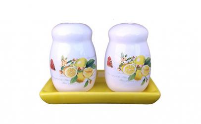 Set din ceramica format din doua