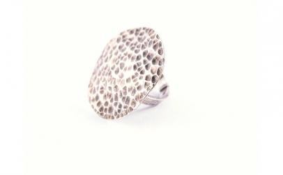 Inel din Argint cu puncte