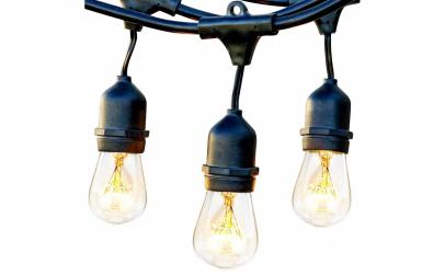 Instalatie Luminoasa cu 15 Leduri Edison
