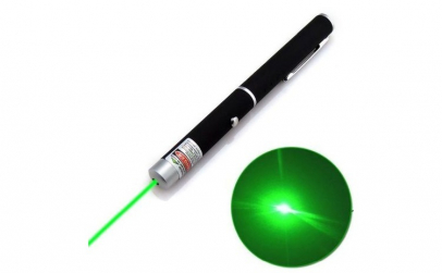Laser pointer unda verde, 532nm, 5mW, fo