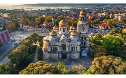 Noul Parc Istoric de langa Varna