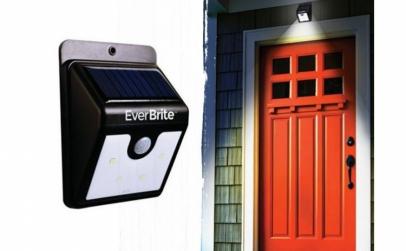 2 x Lampa LED cu incarcare solara