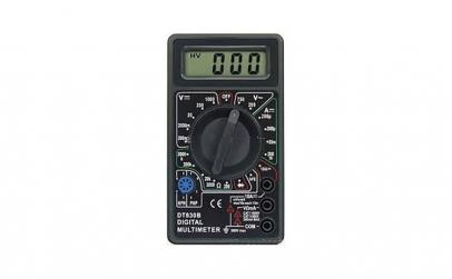 Multimetru afisaj LCD DT832