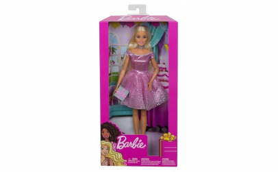 PAPUSA BARBIE LA MULTI ANI
