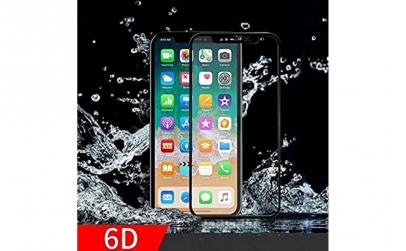 Folie sticla 6D Full Glue Iphone X