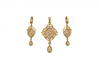 Set bijuterii Luxury Desire Quee