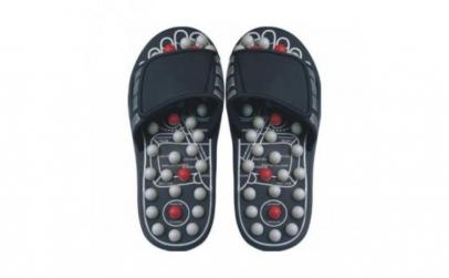 Papuci de reflexoterapie cu arcuri