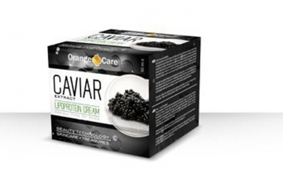 Crema Orange Care Caviar