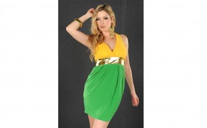Rochie dama Divine Green