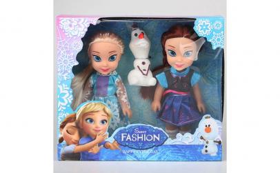 Papusa Ana si Elsa, Frozen