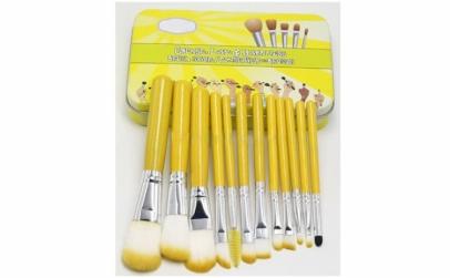 Set 12 pensule machiaj The Balm