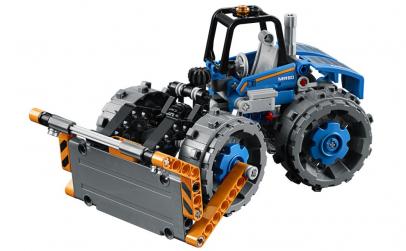 Joc constructie tip lego Excavator