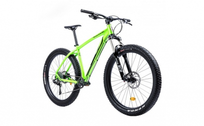 Drumuri Grele Pro L Verde Neon