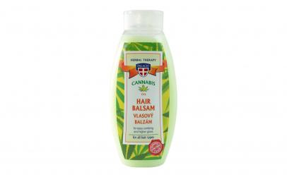 Balsam de par cu ulei de Cannabis
