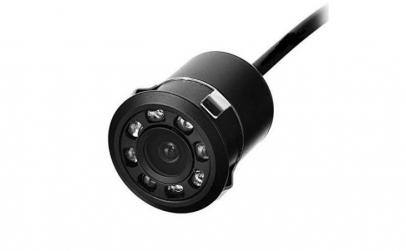 Camera Auto Marsarier 170 grade, linii