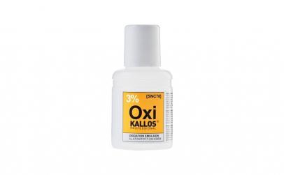 Kallos Emulsie oxidantă parfumată 3%