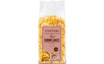 Cornflakes cu zahar 250g Verival Bio