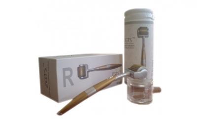Derma Roller cu microace din titanium
