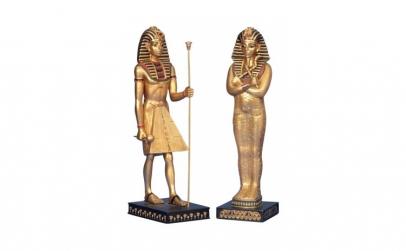 Figurina egipteana mare din rasina 36